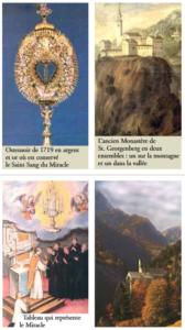 Miracle Eucharistique Fiecht, Autriche, 1310